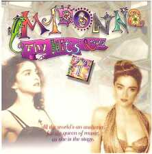 MADONNA The Hits & More Part 1 CD w/ 2 Booklets, Picture Disc – on Zeppelin, and