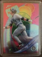 1999 Topps Chrome Refractor Club 40 AE12 Alex Rodriguez