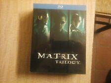 Matrix Trilogy (3 Blu-Ray Disc) - ITALIANO ORIGINIALE SIGILLATO -