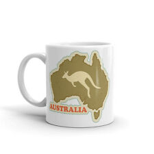 Australia High Quality 10oz Coffee Tea Mug #4214