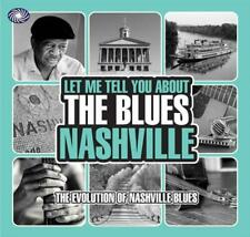 LET ME TELL YOU ABOUT THE BLUES NASHVILLE - V/A 3CDs (NEW/SEALED) Wynonie Harris