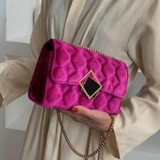 Quality Plush Crossbody Bags For Women Designer Small Handbags Chain Shoulder Me