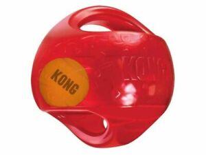 KONG Jumbler Ball Dog Ball squeak tough toy Medium/Large