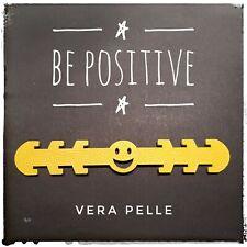 Salva orecchie in Vera Pelle smile - Genuine Leather ears saver