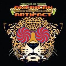 American Artifact Rise Ofamerican Rock Poster Art - 2 Disc Set (2014 DVD New)