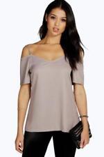 Camisas y tops de mujer blusa Color principal Gris Talla 38