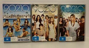 90210 Seasons 1, 2 & 3 TV Series DVD Set Region 4