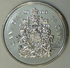 2000 Canada Proof-Like 50 Cents