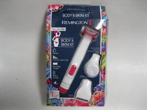 Remington WPG4050 Smooth & Silky® Body & Bikini Grooming Kit
