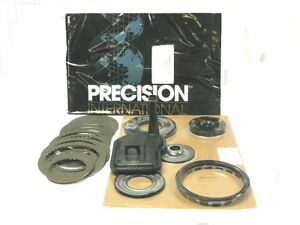 6L80 Overhaul Rebuild Kit w/ Frictions and Pistons 2007 to Present