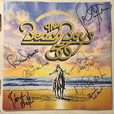 BEACH BOYS SIGNED AUTOGRAPHED 50TH ANNIVERSARY PROGRAM SIGNED BY 7! BRIAN WILSON