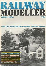 RAILWAY MODELLER MAY 1984