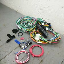 1955 - 1958 Mopar Chrysler Wire Harness Upgrade Kit fits painless fuse block new