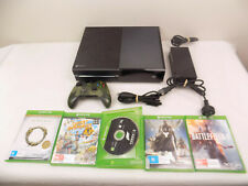 Xbox One 500GB Black Console + Wireless Controller + 5x Games Bundle
