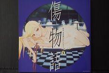 JAPAN Nisio Isin Monogatari series: Kizu Monogatari Visual Book Part 2