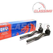Track Tie Rod End Pair for BMW 3 SERIES E30 & Z1 - all models - 1982-1994 - QH