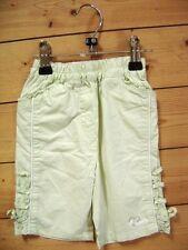 @ Esprit @ light Summer Shorts light green sz. 68 Months 6 - 9 as new
