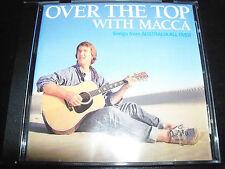 Ian Macca McNamara Over The Top Songs From Australian CD – Like new