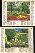 calendrier almanach PTT 1991 / cote d'or bon etat poster tom et jerry