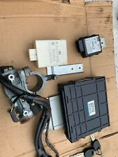 Mitsubishi Shogun Sport 2.5tdi ECU IGNITION ENGINE KIT  K94 99-06Reg