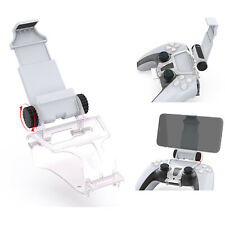 For PS5 Console Game Controller Clamp Handle Adjustable Phone Holder Portable