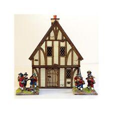 4GROUND - Timber framed cottage - 28mm - 28S-ECW-102