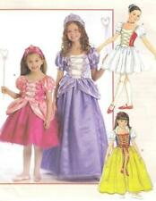 McCall 's Child's Female Costume Sewing Patterns