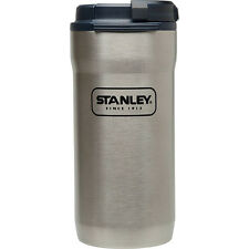 STANLEY PACKABLE LOCKING MUG Double Wall Insulated Stainless Steel, Travel, Pack