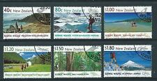 NUOVA ZELANDA 1999 PANORAMICO CAMMINA PREGIATO USATO