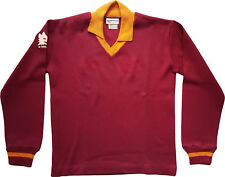 roma barilla patrick playground maglia match worn vintage shirt 1980 1981 Falcao