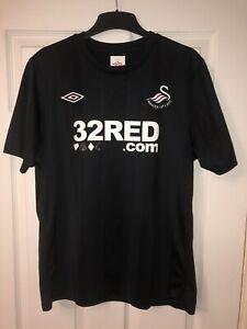 Swansea City Away Shirt 2010/11. Medium. Umbro. Immaculate Condition. Rare.