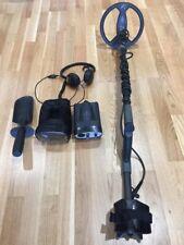 Metal Detector XP ADX 150 with Garret Headphones + trowel