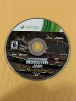 Monster Jam: Path of Destruction (Microsoft Xbox 360, 2010) Disc Only