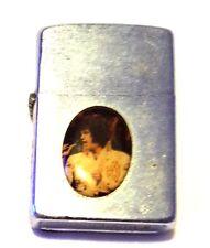 Unique Vintage Windguard Lighter Elvis Presley