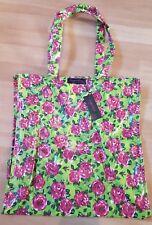 Ragged Rose Teddy PVC shoppers bag
