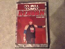 ROH Reborn Stage 1 One Ring of Honor TNA PWG WWE Beyond AIW OOP Old Logo