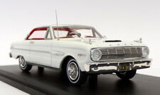 Goldvarg Collection 1/43 Scale GC010B - 1963 Ford Falcon Sprint Corinthian White