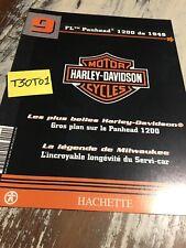 Fascicolo 9 Harley Davidson Fl Panhead 1200 1948, Hachette