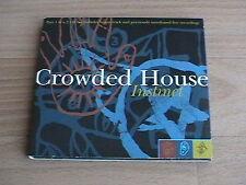 CROWDED HOUSE - INSTINCT (RARE DELETED DIGIPAK CD SINGLE)