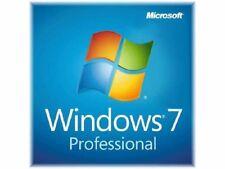 Windows 7 Pro Professionnel 32 ou 64 Bits lien de téléchargement, Guide et Clé.