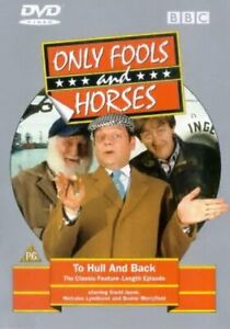 Only Fools and Horses - To Hull and Back [1981] [DVD][Region 2]