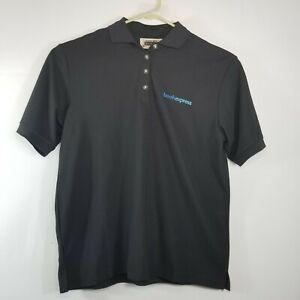 Men's Polo Shirt Dri-Fit Golf Sports Plain Cotton Dana Erin Short Sleeve