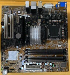 Intel Core 2 2x DVI DSUB IDE SATA PCIE x16 2x PCI LGA775 Micro ATX Motherboard