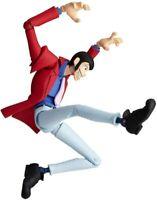 USED Revoltech Yamaguchi No.97 Lupin the 3rd Lupin Figure Kaiyodo Japan