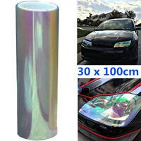 GB Chameleon Couleur Changeante Tint Vinyle Wrap Autocollant Phares Film Voiture