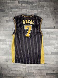 Vintage Indiana Pacers O'Neal #7 Reebok NBA Basketball Jersey - Size M