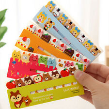 10 sets/lot Post-It Bookmark Marker Memo Pad Flags Index Tab Sticky Notes Label
