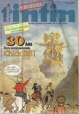 TINTIN L'HEBDOMADAIRE DES SUPER-JEUNES DE 7 A 77 ANS  3/5/83