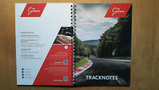 Nürburgring - Tracknotes - Spiral-Notizbuch DIN A5 + Infos deutsch u. englisch