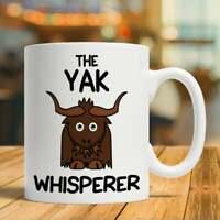 Yak Gift, Yak Mug, Yak Coffee Cup, Gift For Rancher, Rancher Mug Mug